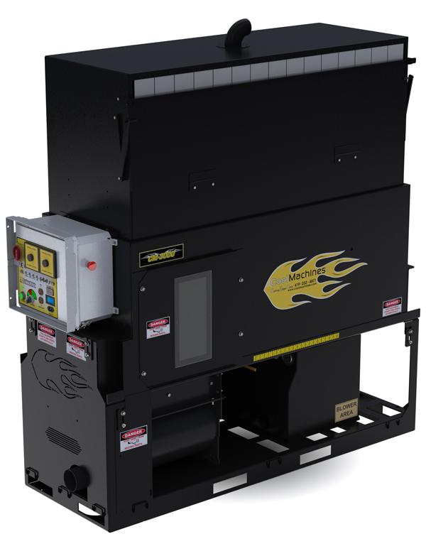 Insulation machine with Blower Box 230 Volt