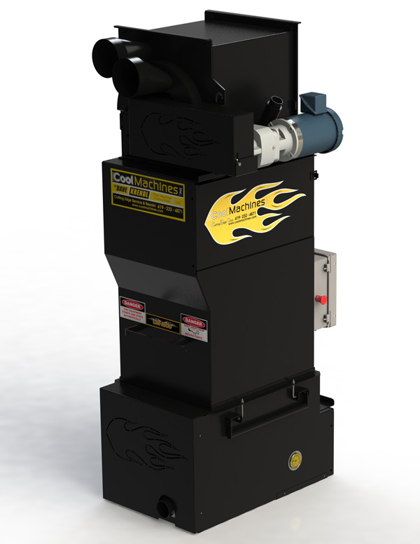 CM-1500VH Vac Hood