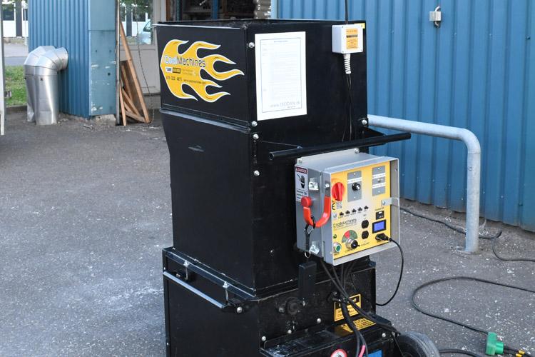 CM-1500 testet efter Service