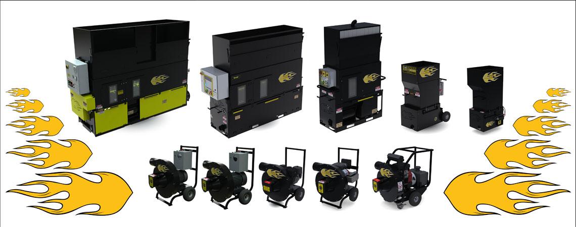 isoleringsmaskiner og vakuumsuger fra Cool Machines