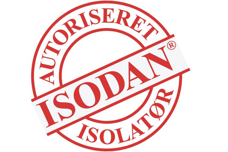 Bliv autoriseret isolatør hos Isodan