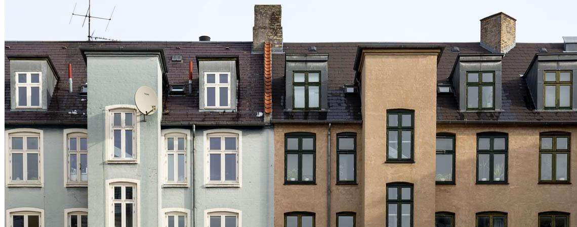 isolering af gulvadskillelse med lyddæmpende egenskaber