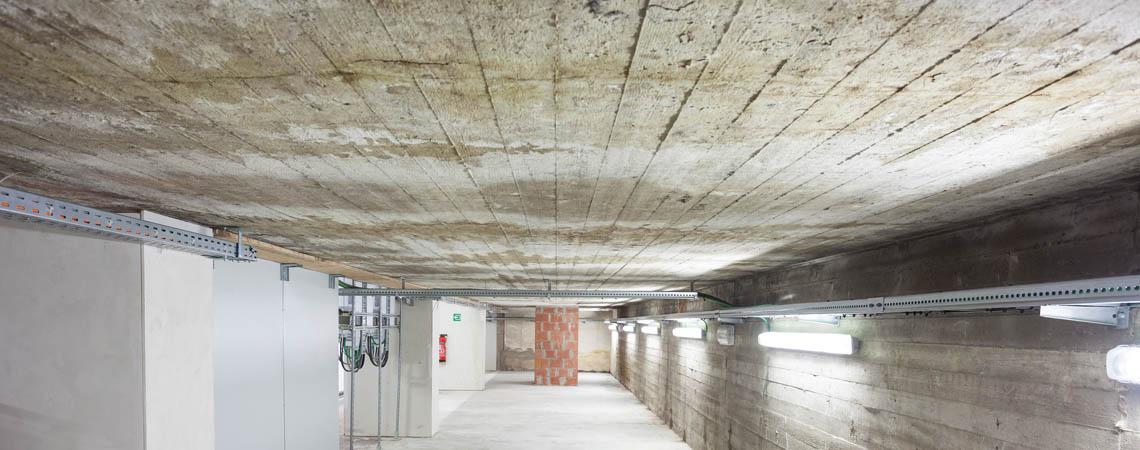 wet spray isolering af gulv og krybekælder