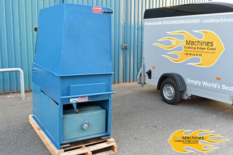 brugt krendl 2300 isoleringsmaskine sælges - cool machines